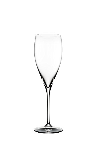 Riedel Vinum Vintage Champagne Glass, Set of 2 Large Lead Crystal
