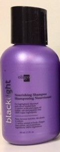 Oligo Blacklight NOURISHING SHAMPOO Travel Size 2oz