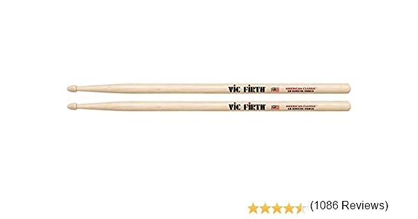 Vic Firth 5BKF Kinetic Force - Baquetas de batería: Amazon.es: Instrumentos musicales