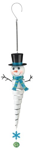 (Regal Art & Gift Jiggle Ornament, Snowman)