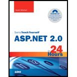 Sams Teach Yourself ASPNET 20 in 24 Hours, Complete Starter Kit (06) by Mitchell, Scott [Paperback (2006)]