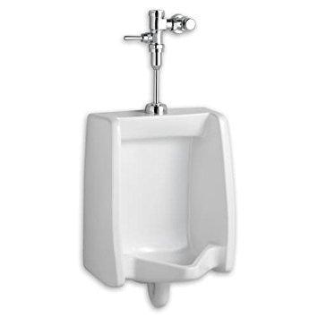 American Standard 6501.511.020 Washbrook Top Spud Urinal with 1.0 Gpf Manual Flush Valve