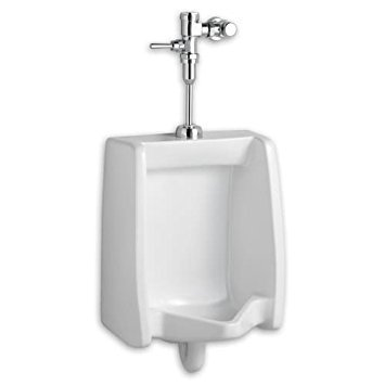 American Standard 6501.511.020 Washbrook Top Spud Urinal with 1.0 Gpf Manual Flush Valve