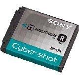 Sony infoLITHIUM R-series NP-FR1 camera battery - Li-Ion ( NP-FR1 )