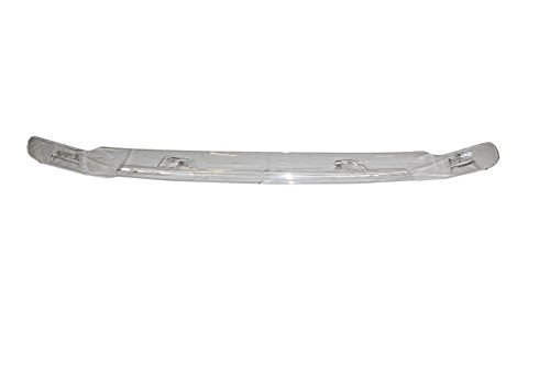 Auto Ventshade 25303-C Bugflector II Clear Hood Shield for 2007-2013 Chevrolet Avalanche, 2007-2014 Chevrolet Tahoe, Suburban 1500 & 2500 (Hood Chevrolet Avalanche)
