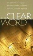 The Clear Word- Pocket Edition