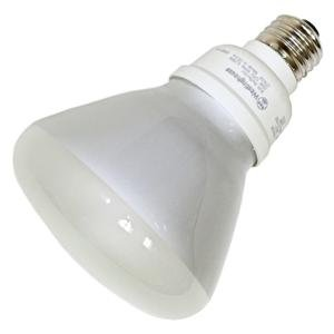 Westinghouse 37970 15CFLBR30/F/27 15W = 60W 720 Lumens 2700K CFL Medium Base BR30 Flood Warm White