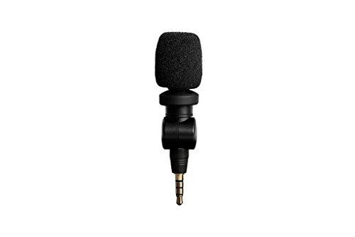 International Video (Saramonic SmartMic Microphone for iOS Devices (Black))