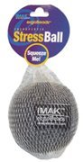 IMAK ErgoBeads Hand Exerciser and Stress Ball - Heather Grey by Imak - Ergobeads Hand Exerciser