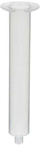 Techon Systems 7550LL1NPK 700 Series Syringe Barrel, 55 cc, Natural (Pack of (Syringe Barrel)