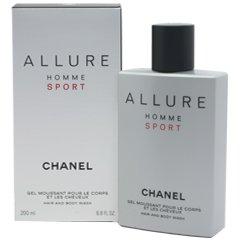 Chanel (Chanel) aryu-ru omu Sports Hair Body Wash 200ml [parallel import goods]