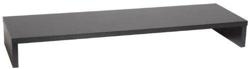 Ofc Express Dual Monitor Stand 36 X 11 X 4 25 Black Buy