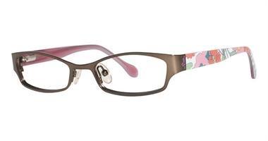 LILLY PULITZER Eyeglasses CHELSIE Brown - Brown Chelsie