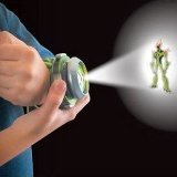 BEN 10 Kids Projector Watch Omnitrix Alien ()