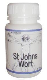 Saint Johns Wort Natural Stress gestion Hypericum perforatum