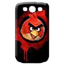 MOLAD samsung galaxy s3 case High-definition Pretty phone Cases Covers cell phone carrying skins Angry Birds