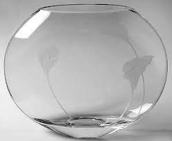 Mikasa Calla Lily Oval Vase (Mikasa Calla Lily)