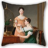 Elegancebeauty Pillowcase 20 X 20 Inches / 50 By 50 Cm(both Sides) Nice Choice For Deck Chair,indoor,family,pub,lover,dance Room (Roger Levin)