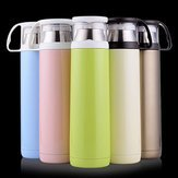 Unstained Blade Thermos Bottle - 500ml Colorful Stainless Steel Mug Vacuum Bottle Flask - Untarnished Nerve Untainted Unsullied Brand Unblemished - (Thermos Nissan Tea Tumbler)