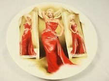 """Marilyn Monroe """"How to Marry a Millionaire"""" Bradford Exchange Collectors Plate"""