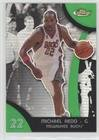 Michael Redd #/149 (Basketball Card) 2007-08 Topps Finest - [Base] - Green Refractor #22 ()
