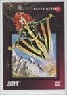 Siryn (Trading Card) 1992 Marvel Universe #60 -