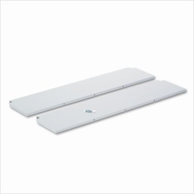 Mayline SLF60PG Mailroom System Table Shelf for Sorting Table mlntb60pg, 60w x30D x3h