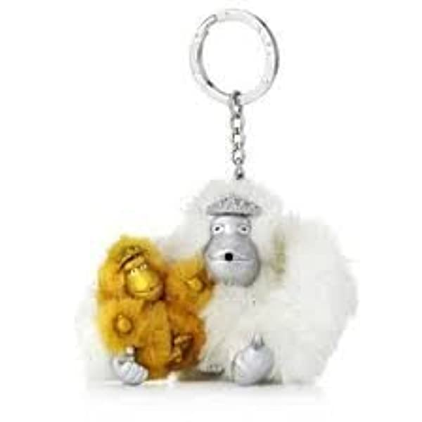 5e6d440ac4 Kipling Monkey Royal Kate And Baby Keyring