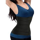 Waist Trainer Cincher Tummy Slimmer Breathable Shapewear Girdle Hourglass Belt