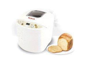 Tefal Home Bread, Blanco, 460 W - Máquina de hacer pan: Amazon.es ...