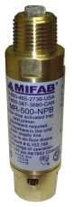 MIFAB M2-500 151841 Pressure Drop Activated Trap Seal Primer For Up To 3 Floor Drain Traps with 1/2