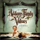 Addams Family Values: The Original Orchestral Score by Unknown (1993-12-07)