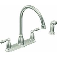 Moen Stainless Steel Spray Faucet - 6