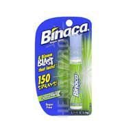 Binaca Binaca Aerosol Breath Spray Spearmint, SpearMint 0.2 oz