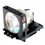 Electrified CPS240/X250LAMP DT-00731 Replacement Lamp with Housing for Hitachi Projectors
