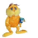 "Kohl's Dr. Seuss The Lorax 16"" Plush"