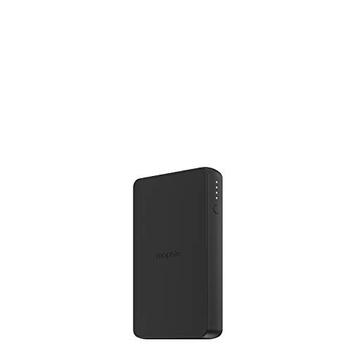 Charge Stream PowerStation XL Wireless - Made for Qi-Enabled Smartphones, Tablets, and Other USB Devices (10, 000mAh) - Black (Wireless Connectors)