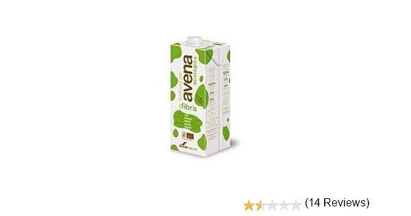 Soria Natural - LECHE AVENA ECOLOGICA, 1 Litro: Amazon.es: Salud y ...