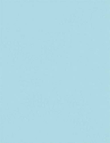 (8 1/2 x 11 Paper - Pastel Blue (50 Qty) | Perfect for Holiday crafting, invitations, scrapbooking and so much more! | 81211-P-64-50)