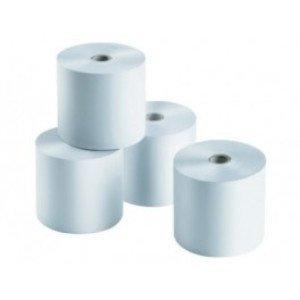 Caja 100 unidades Rollos Papel termico de 58 mm para impresoras de ...
