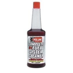 Red Line Synthetic Oil Corp (WWR60103) SI-1 Fuel System Cleaner, 15oz by Red Line Oil