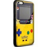 Pokemon Gameboy Limited Edition for Iphone and Samsung Galaxy (iPhone 6 Plus / 6s Plus black)