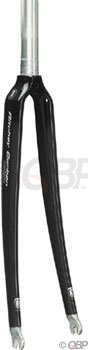 - Ritchey Comp Alloy Steerer Road Bike Fork, Carbon, 1-Inch