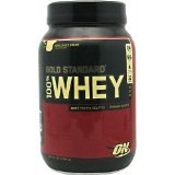 Optimum Nutrition Gold Standard 100 Percent Whey Protein- 2 lb Vanilla Ice Cream Review