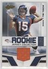 Tim Tebow (Football Card) 2010 Panini Absolute Memorabilia - Rookie Jersey Collection (Absolute Jersey)