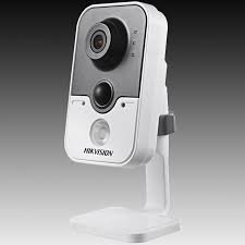 HIKVISION DS-2CD1410F-IW(WI-FI) 1MP IR CUBE Camera Bullet Cameras at amazon
