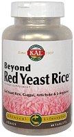 Kal-delà de Levure de riz rouge - 60 comprimés