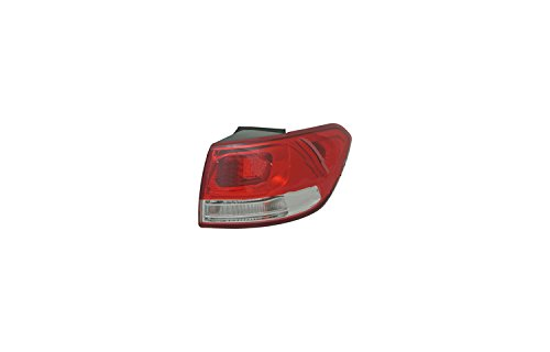 TYC 11-6779-00-1 Replacement Right Tail Lamp for KIA Sorento