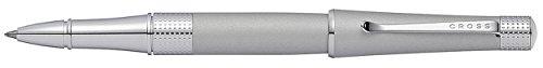Cross Beverly, Satin Chrome, Selectip Gel Rolling Ball Pen (AT0495-10)