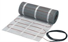 Danfoss 088L3151 2' x 7.5' Electric Floor Heating Mat (15 Sq.Ft.), 120V by Danfoss (Image #1)